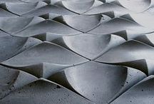 CONCRETE / Beautiful things made from Concrete.