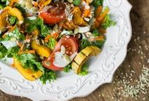 Superfood Salads / How to Build the Perfect #Superfood #Salad  http://kitchen.nutiva.com/how-to-build-the-perfect-superfood-salad/