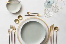 Plates / servis