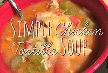 Dinners / #Simple #delicious and #easy #dinner recipes from Hoots of a Night Al and more!