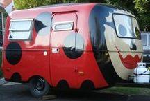 caravan decor and makeover