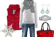 winter weather fashion / by Allison B