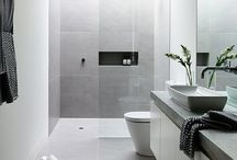 Dream bathroom / Small bathroom remodeling ideas / by Katie Shaff