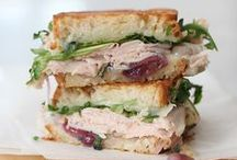 sandwich / by Lindsey Herzog
