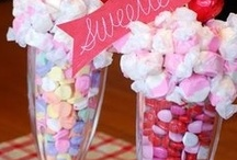 Valentines Day Ideas / Get inspired for Valentines Day whether your spouse is deployed or home.
