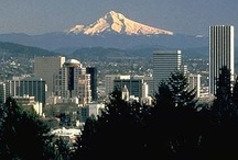 """Oregon ( aka:  Heaven) / It is one of the best kept secrets in the U.S.  Years ago, one of our favorite governors, Tom McCall, said """"You're welcome to come to Oregon to visit . . . just don't stay"""". / by Julie Donohue"""