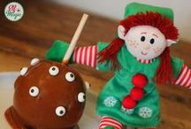 Elf Magic Yummy Treats / A collection of delicious treats for kids and Elves!
