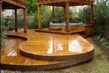 outdoor spaces / by Allison B