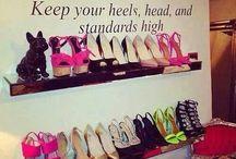 Shoes Are A Girls Bestfriend / by Baylie Jurgensen