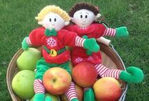 Elf Magic Fall Fun / Our Elf Magic Elves have put together some of their favorite Fall crafts, recipes and family fun activities!