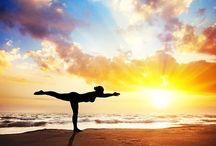 energy healing for body & mind / yoga poses, chakra balancing and energy healing