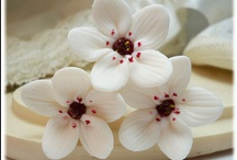 Cherry Blossoms / Pretty Cherry Blossom jewelry and hair accessories.  Several styles to choose from.  / by Stranded Treasures
