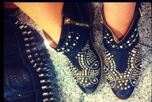 STUDS AND SPIKES AND SKULLS, OH MY!