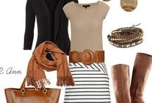 fall fashion / by Allison B