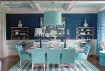 Interiors to Admire / Beautiful and inspiring home interiors / by Katie Shaff