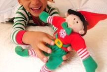 Elf Magic: My BFF / Elf Magic is Christmas spirit you can hold in your hand and feel in your heart! Kids dress, cuddle, and play with their adorable Elf Magic Elves all day, then delight in discovering their Elves' magical, nighttime adventures each morning! The fun lasts all season long, with the Elves returning to the North Pole on Christmas Eve. But don't worry – they'll be back throughout the year to spread joy, love, and Christmas cheer! / by Elf Magic