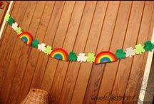 St Patricks Day / by Whitney T