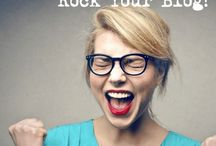 Blogging Like A Legend / Ideas, advice, hints and just plain good ideas to power up your blog.