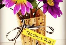 Elf Magic Teacher Appreciation / We love teachers! Here are some cute gift ideas that will make your teacher's day.