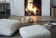 cozy interior / Home decor ideas