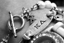 K-A-P-P-A  D-E-L-T-A / by Baylie Jurgensen