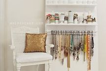 Closet Ideas / dream closets we would love to fill with amazing shoes and clothes! / by PBteen