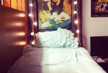 dorm life / by Kendall Wilkes