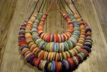 Felted Jewelry / by Sharon Dennison