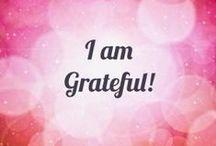 Gratitude / by K Gaisford