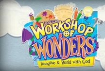 VBS WOW / by Becca Williams