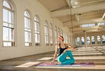 Petal Collection / A collection of performance wear inspired by the flower of life. / by Gaiam