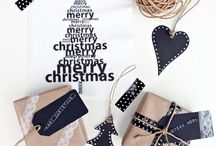 Gift Wrapping Ideas / by Vera Constanza