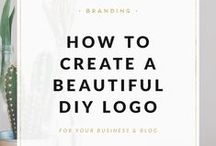 DIY Blog Design / Blog design. Design. Web design. Graphic design. Designing your blog. How to design your blog.