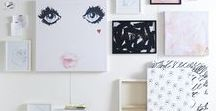 Isabella Rose Taylor x PBteen / We are so excited to introduce our new collection with artist and designer Isabella Rose Taylor! This collection captures the energy of her paintings and sketches in unique décor, bedding and furniture.