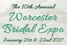 Worcester Bridal Expo / The Worcester Bridal Expo returns to the DCU Center January 21st - 22nd, 2017. This magnificent event continues to provide couples with all the wedding products and services they'll need to plan the perfect event.