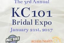 KC101 Bridal Expo / Jenks Productions and KC101 have teamed up to bring you The KC101 Bridal Expo, New Haven, CT area's premier Bridal Event!