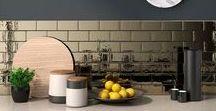 Tendencias en azulejos | Tiles Trends / Descubre y disfruta de las últimas tendencias en azulejos.  Encuentra lo último en cuanto a estilos de azulejos de colores y formatos para el revestimiento de paredes de baños y cocinas.