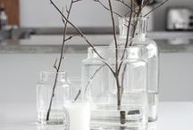 Decor / The little things. Furniture, decorations, cutlery, vases, pillows etc.