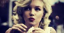 Marilyn Monroe / Она посвящена великой женщине и прекрасной актрисе!