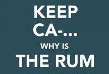 Why is the rum always gone??? / #jacksparrow ...sorry #captainjacksparrow