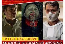Hannibal / #hannibalcannibal #murderhusbands #dogs #foodpuns