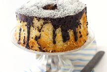 Chiffon cake fluffose cake