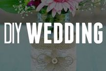 DIY Wedding Crafts / You can make your big day that much more special with DIY bridal touches like these. Check out all of our DIY Wedding Crafts for inspiration perfect for the DIY bride! Maybe you want a DIY centerpiece, or perhaps a DIY bouquet is more your style. Browse here for ideas!