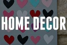 Home Decor / These home crafts and DIY decor ideas will help you spruce up your home! Browse our board for DIY home decor inspiration and craft ideas for the home.