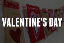 Valentine's Day Crafts / Surprise the ones you love with a Valentine's Day Craft! Get Valentine craft ideas here.