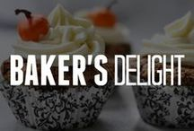 Baker's Delight / All you need is an oven! Indulge in our decadent baking ideas. Browse these food crafts, cake crafts, and more to get started in making delectable treats!