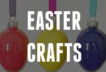 Easter Crafts / The Easter Bunny will love our Easter Craft ideas! Kids, too! What will you craft for Easter? / by ConsumerCrafts.com