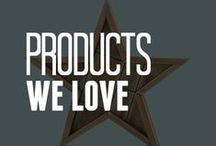 Products We Love / Check out some of our favorite craft products! Love! / by ConsumerCrafts.com