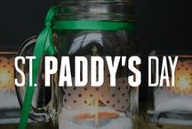 St. Paddy's Day Crafts / The luck of the Irish will be with you as you check out our Saint Patrick crafts pinspiration!