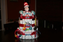 Diaper cakes / by Cinnamon Swires